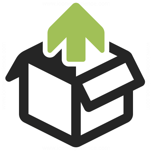 Box Out Icon Iconexperience