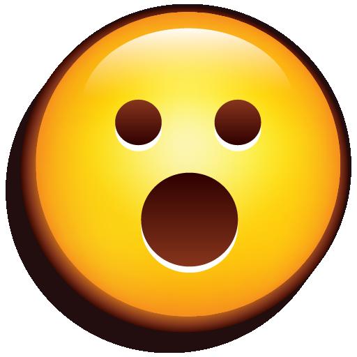 Emoji Weird Out Icon Emoji Iconset Designbolts