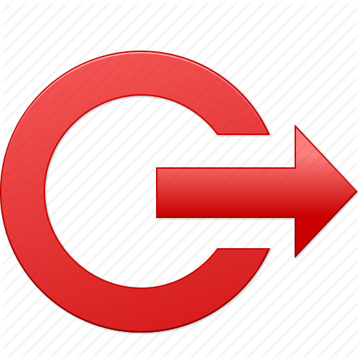 Png Free Sign Out Icon