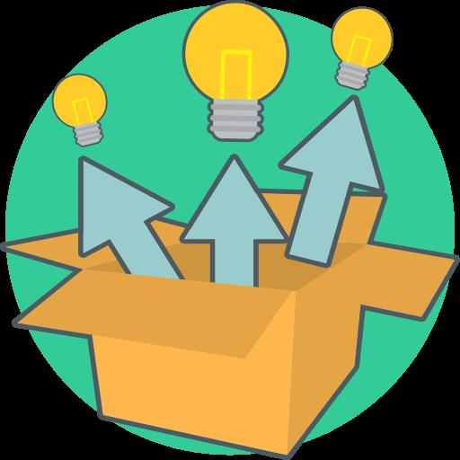 Graphiqa Stock Icon