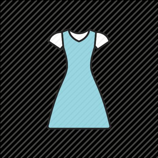 Clothes, Dress, Fashion, Garment, Outfit, Sheath Dress, Woman Icon
