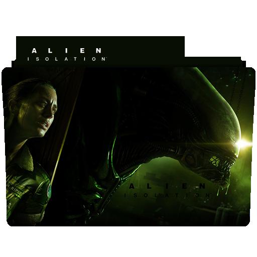 Alien Isolation Folder Icon