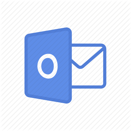 Outlook Email Icon at GetDrawings com   Free Outlook Email