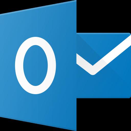 Brand, Brands, Logo, Logos, Outlook Icon