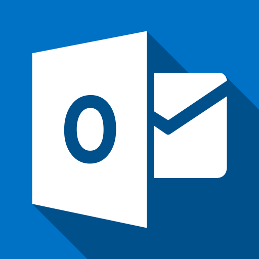 Email, Mail, Microsoft, Outlook Icon