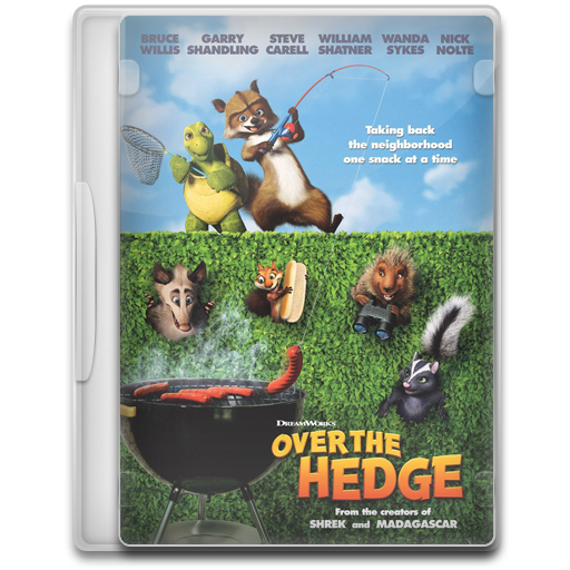 Over The Hedge Icon Movie Mega Pack Iconset