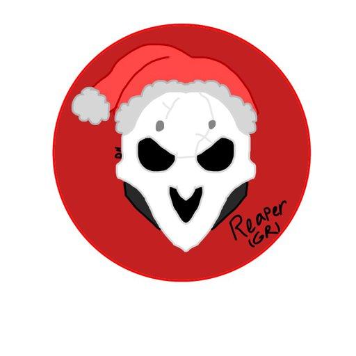 The Christmas Reaper Overwatch Amino