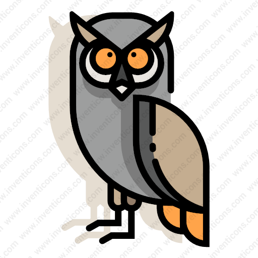 Download Owl Icon Inventicons