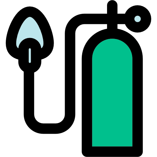 Dive, Summertime, Summer, Diving, Oxygen Icon