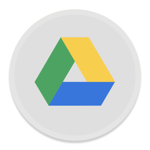 Google Drive Icon Button Ui App Pack One Iconset Blackvariant