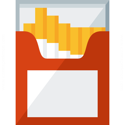 Iconexperience G Collection Cigarette Packet Icon