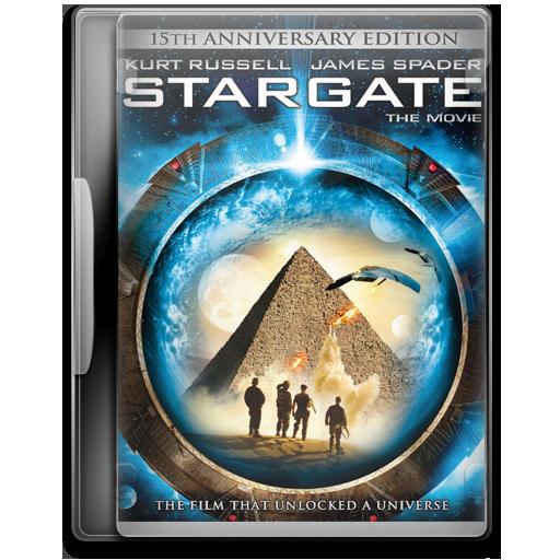 Stargate Icon Movie Mega Pack Iconset