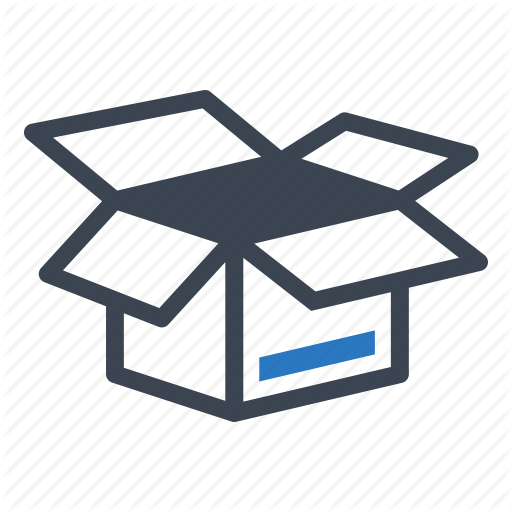 Package Courier Delivery Icon Images