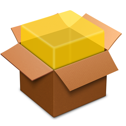 Apple Package Icon