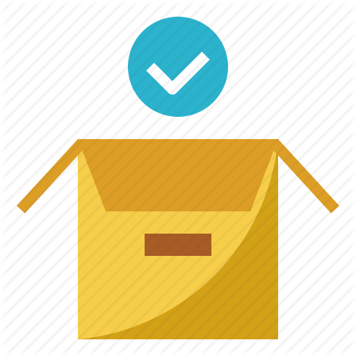 Approval, Certificate, Delivery, Order, Package Icon
