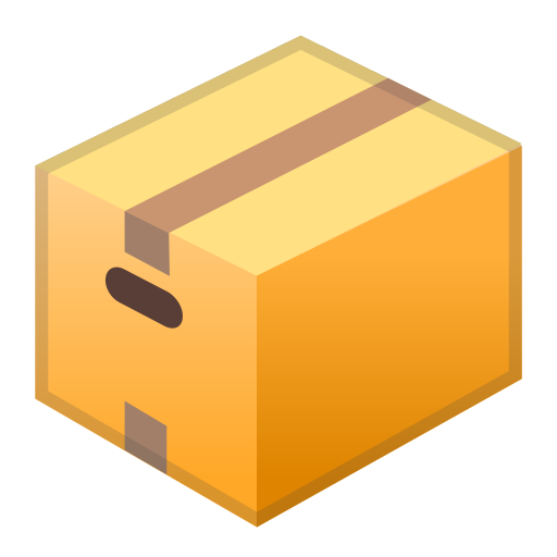 Package Icon Noto Emoji Objects Iconset Google
