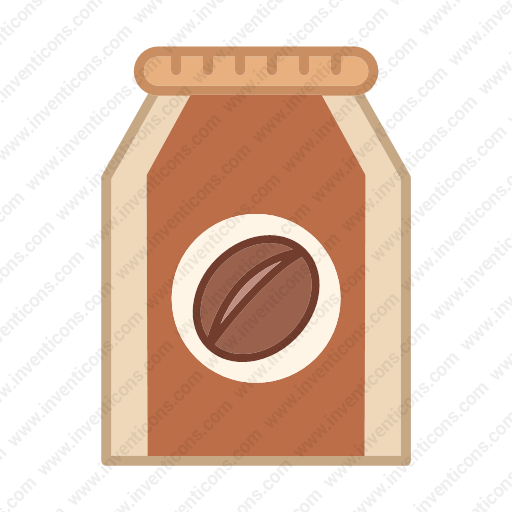 Download Ground,coffee,package Icon Inventicons