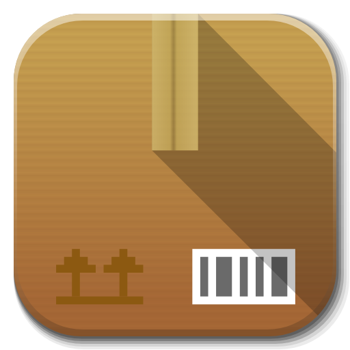 Apps Package Icon Flatwoken Iconset Alecive