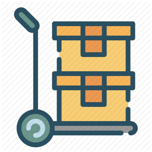 Cargo, Delivery, Loading, Package Icon