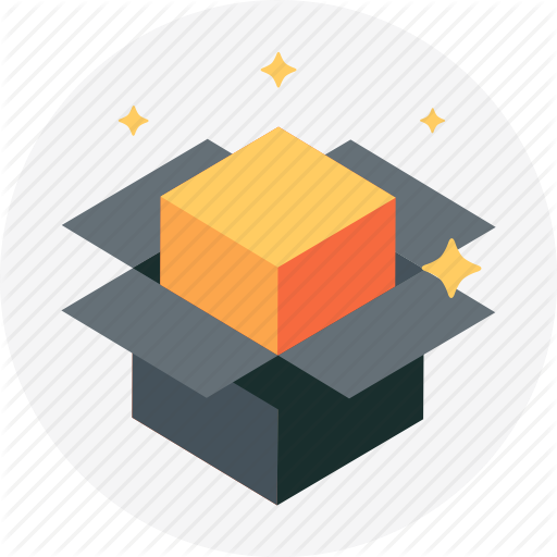 Box, Design, New, Packaging, Product Icon