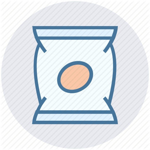 Chips, French Fries, Fries, Fries Packet, Meal, Packet Icon