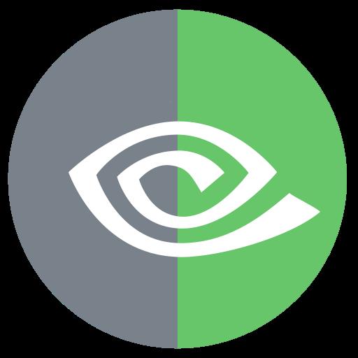 Nvidia Icon Free Of Zafiro Apps