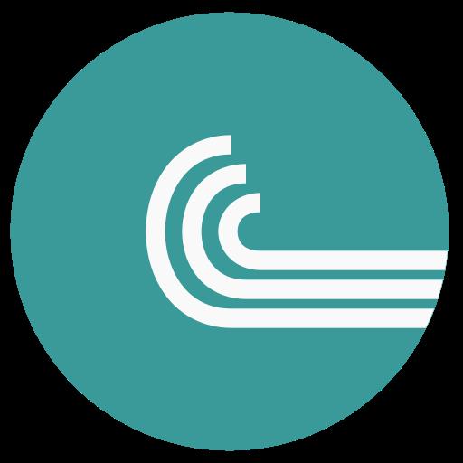 Qbittorrent Icon Free Of Zafiro Apps