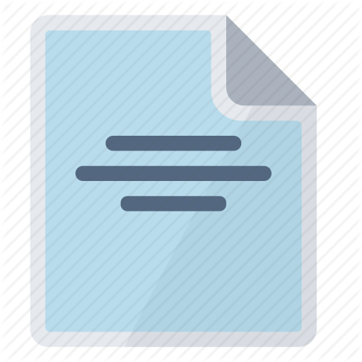 Cover, First, Page, Sheet Icon