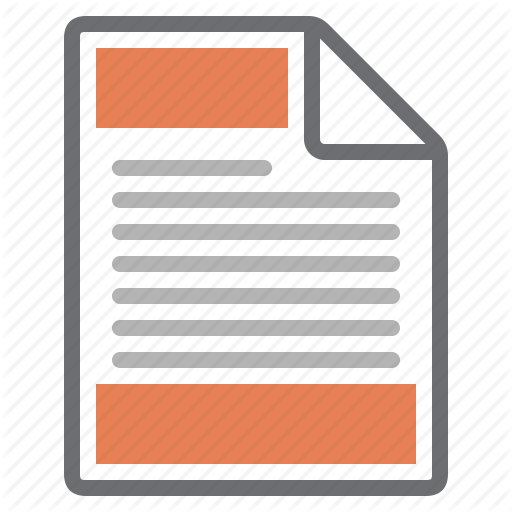 Document, File, Footer, Header, Modify, Processing, Set Icon