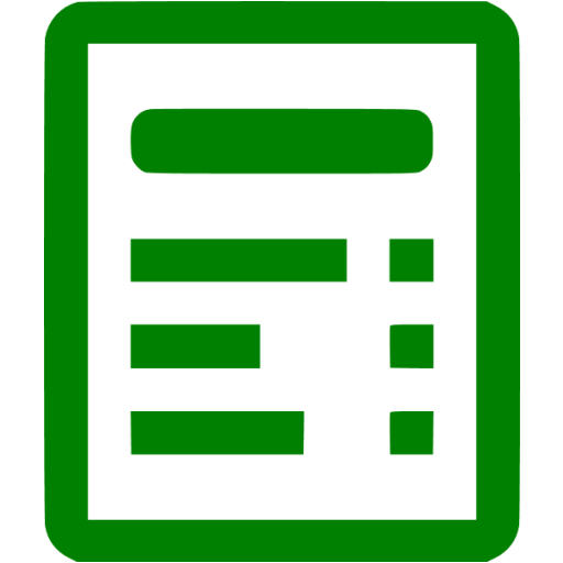 Green Pages Icon