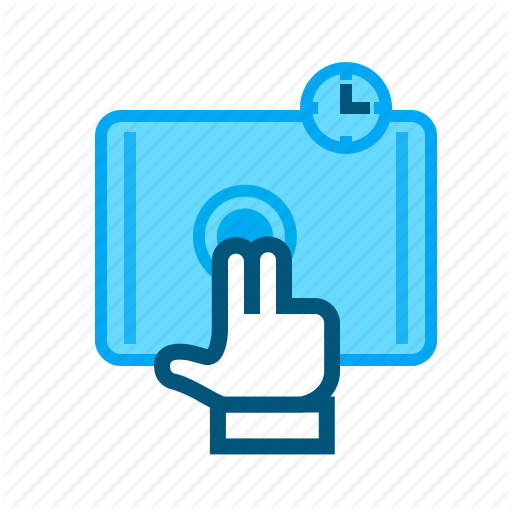 Device, Hold, Press, Tablet, Tap, Usability Icon