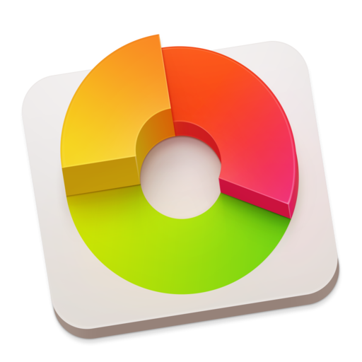 Infographics For Pages Mac Icon