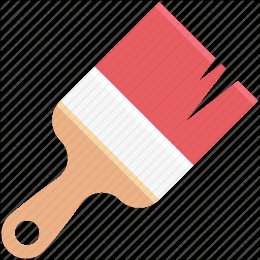 Brush, Paint, Paint Brush, Paint Tool, Painting, Painting Brush Icon