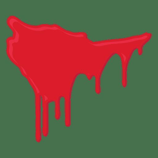 Blood Splatter Dripping