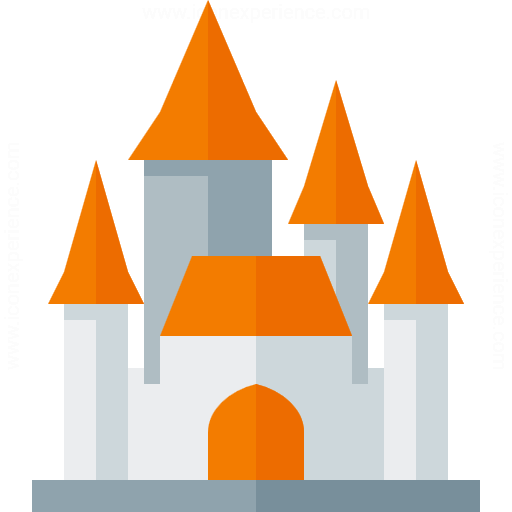 Iconexperience G Collection Castle Icon