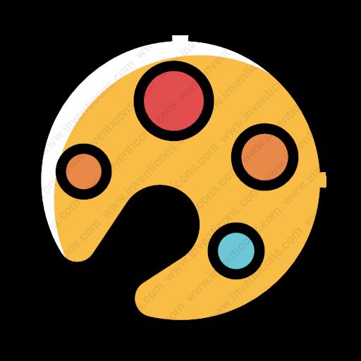 Download Color,palette Icon Inventicons