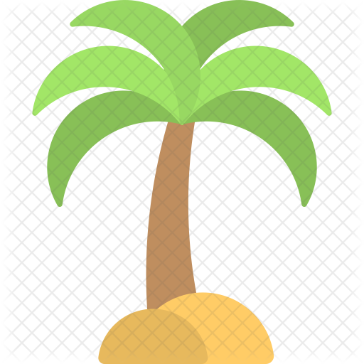 Palm Tree Emoji Transparent Png Clipart Free Download