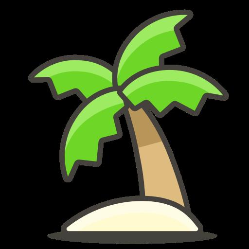 Palm, Tree Icon Free Of Free Vector Emoji