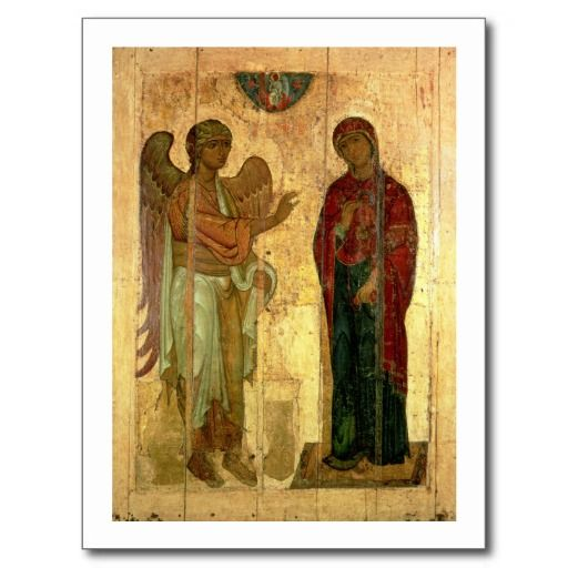 The Ustiug Annunciation