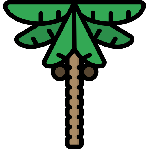 Palm Tree Png Icon