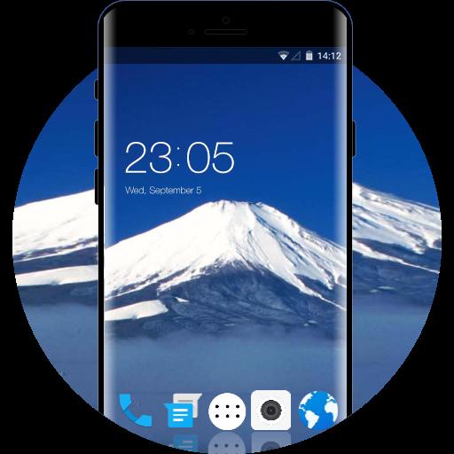 Panasonic Eluga Ray Max Free Android Theme U Launcher