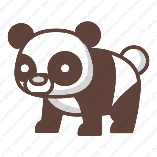 Download Panda Icon Inventicons