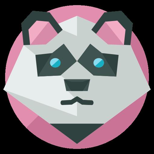 Panda Icon Free Of Free Flat Icons