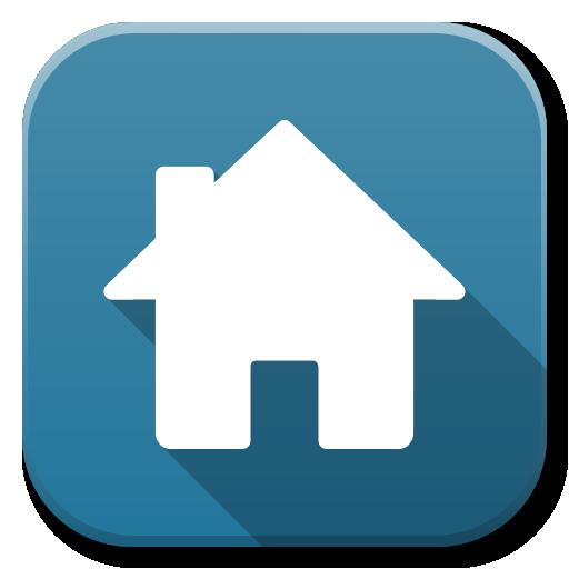 Apps Home Icon Flatwoken Iconset Alecive