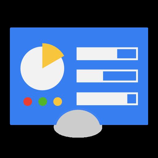 System Control Panel Icon Plex Iconset