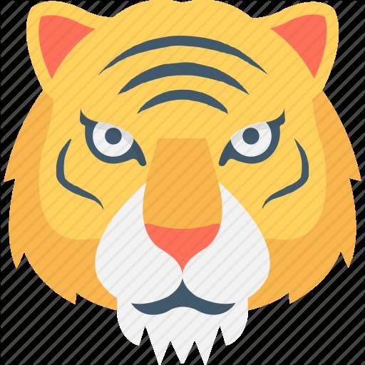 Jaguar Animal, Leopard, Panther, Puma Tiger, Tiger Icon