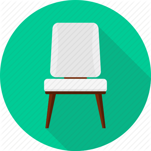 Chair, Furniture, Home, House, Pantry, Restaurant, Seat Icon