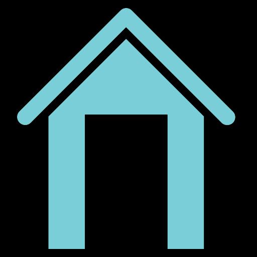 Home, House, Storage, Warehouse, Garage, Storehouse, Pantry Icon