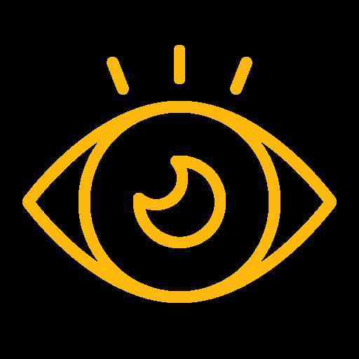 Idea, Show, Light, Glass, Think, Lamp Icon