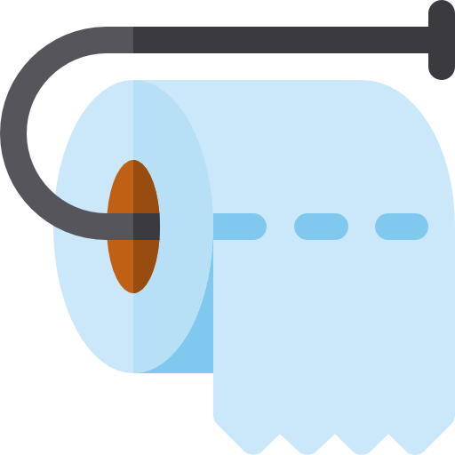 Toilet Paper Icon Hygiene Freepik